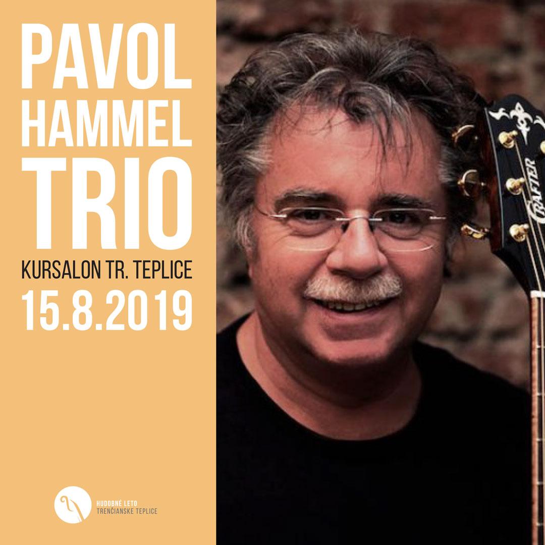Pavol Hammel Trio v Kursalone