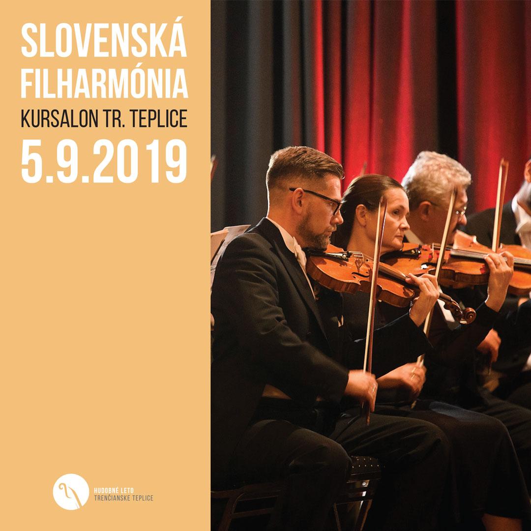 Záverečný koncert Slovenskej filharmónie
