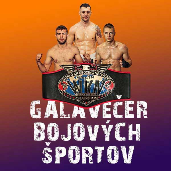 Galavečer bojových športov
