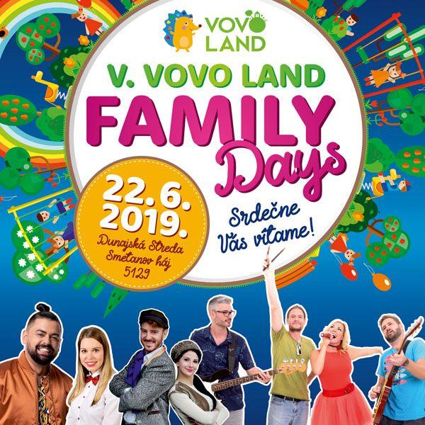 V. VOVO LAND FAMILY DAYS