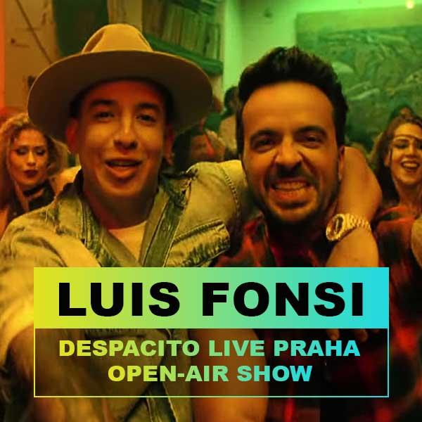 Luis Fonsi live