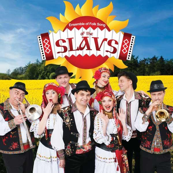 SLAVS - Súbor ľudových piesní (Ukrajina)