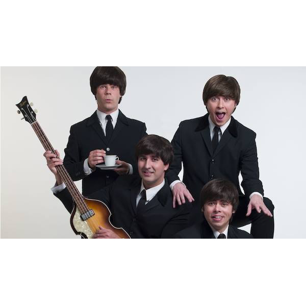 The Backwards – Beatles Show