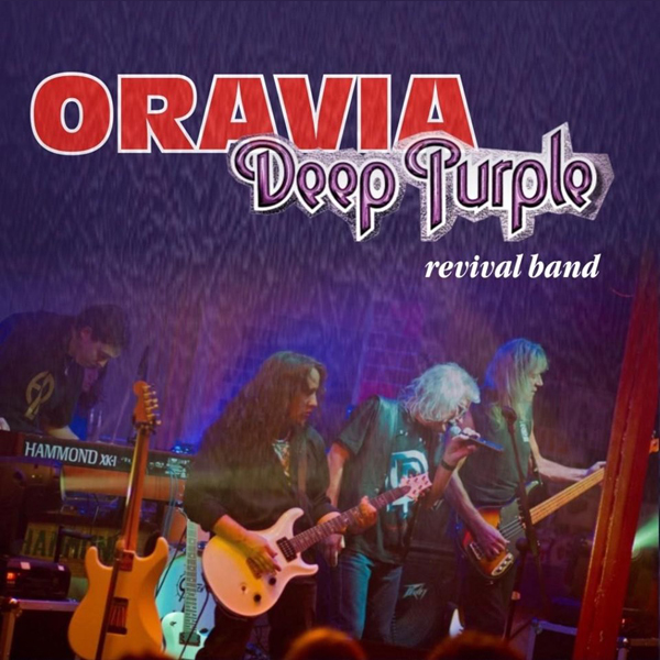 Oravia Deep Purple Revival