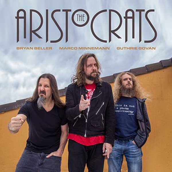 THE ARISTOCRATS / Govan, Beller, Minnemann