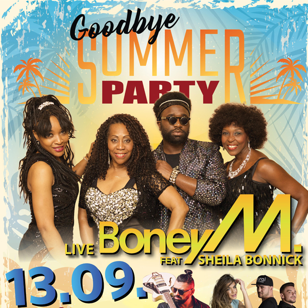Goodbye Summer Party 2019