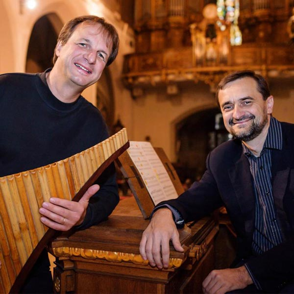 HELMUT HAUSKELLER, panova flauta / Nemecko