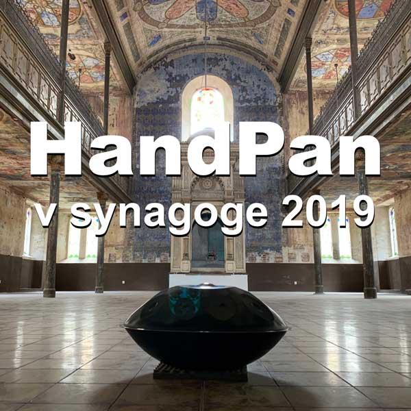 HandPan v synagoge 2019