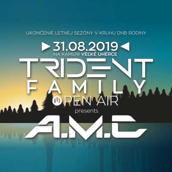 TRIDENT FAMILY OA 2019