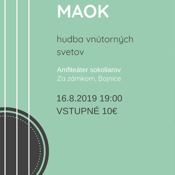Maok – Hudba vnútorných svetov