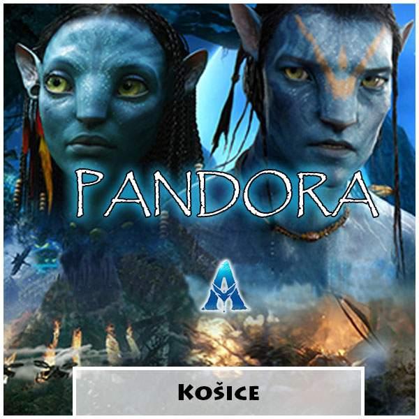Pandora Escape room ´Úniková izba´