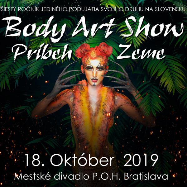 BODY ART SHOW 2019