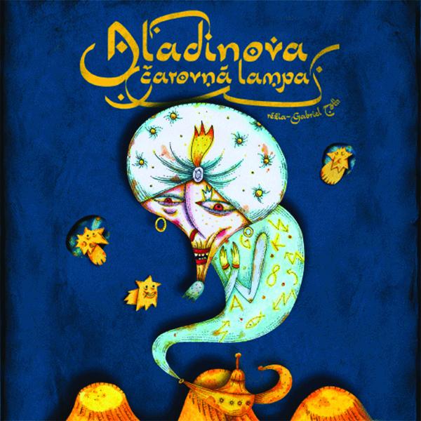 Aladinová čarovná lampa