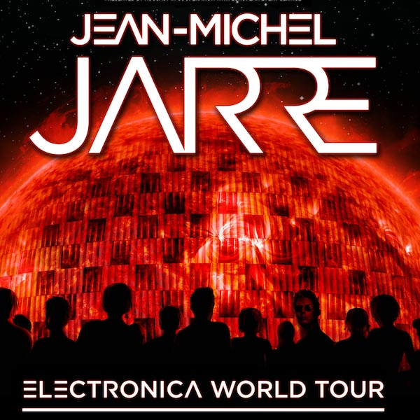 JEAN-MICHEL JARRE - Electronica Tour 2016