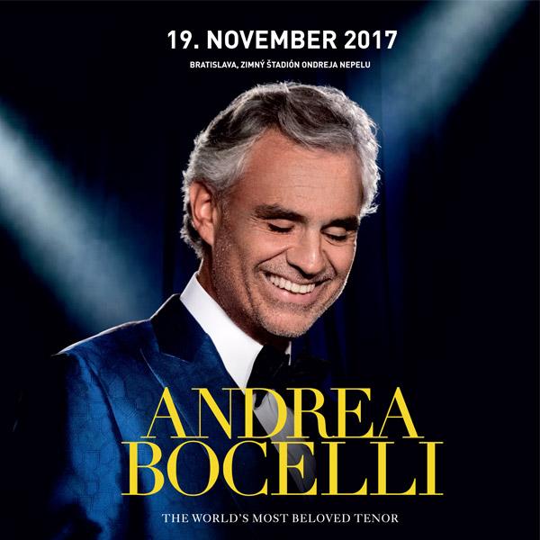 ANDREA BOCELLI - 2017