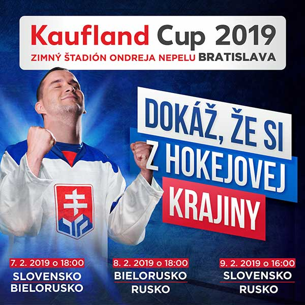 Kaufland Cup 2019 - Turnajový lístok