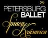 St.Peterburg Ballet–Spiaca krásavica