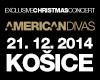AMERICAN DIVAS - Vianočný koncert