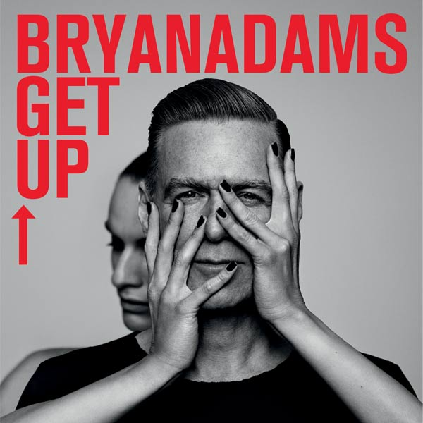 Bryan Adams Get Up Tour 2016