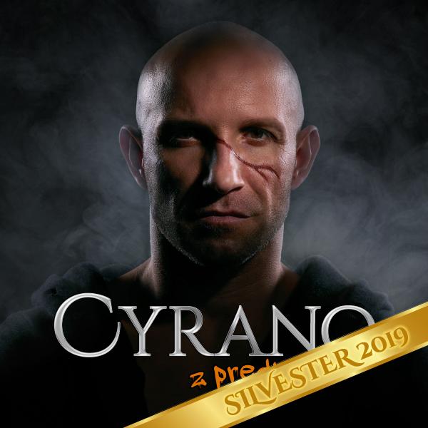 Silvester 2019  Cyrano z predmestia