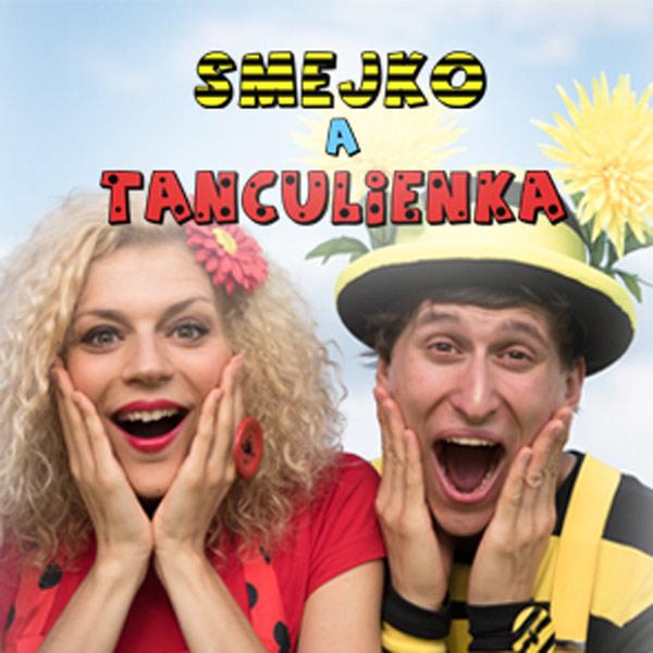 Smejko a Tanculienka - voucher CD