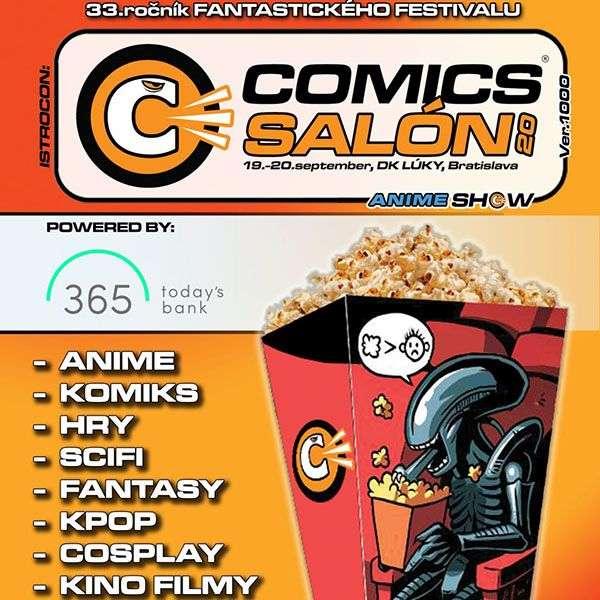 Comics salón 2020 33.ročník