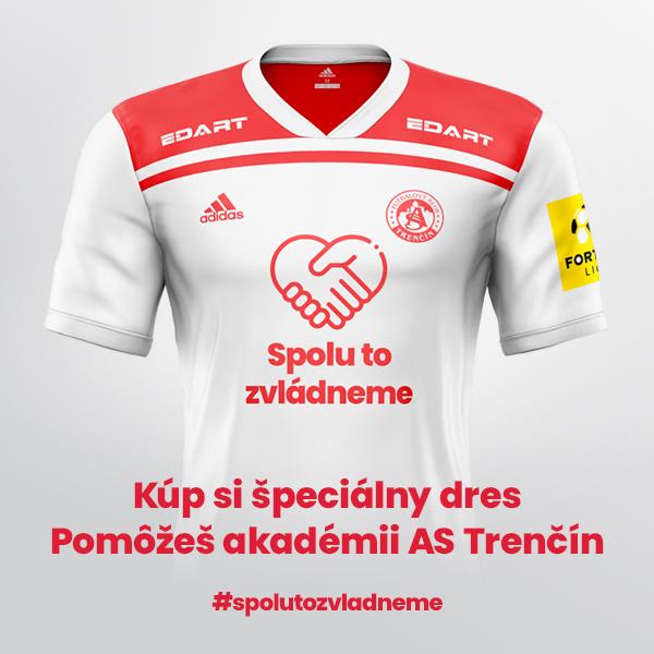 AS Trenčín - S Vami to zvládneme
