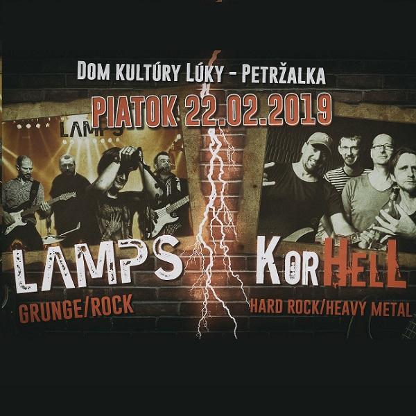 Music  club  -  Korhell  +  Lamps