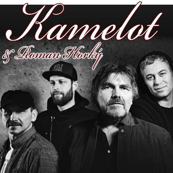 Roman  Horký  a  skupina  KAMELOT