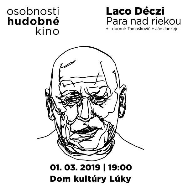 Hudobné  kino -  Laco  Déczi - Para  nad  riekou
