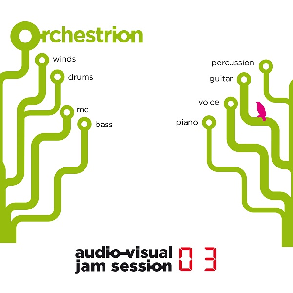 Orchestrion - audio - visual  jam  session_03
