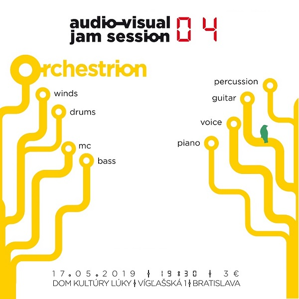 Orchestrion - audio - visual  jam  session_04