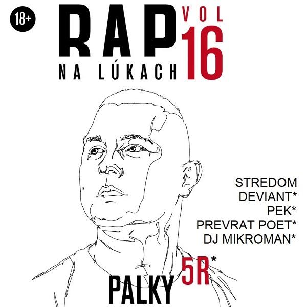 Rap  na  Lúkach  vol.  16