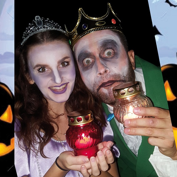 Halloween  pre  deti  s  Mišom  Domonkošom