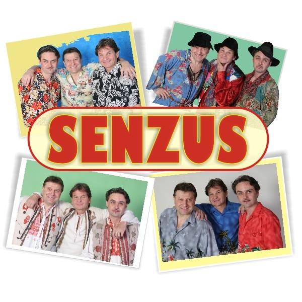 SENZUS  -  Mikulášska  zábava