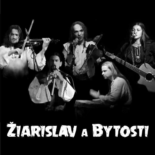 Koncert   Žiarislav  a   Bytosti