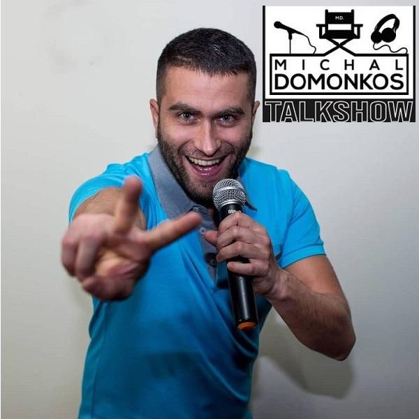 Talkshow   Michala   DOMONKOŠA : hosť Lukáš Adamec