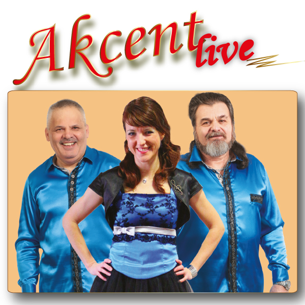 AKCENT  LIVE  +  Marek Bednár