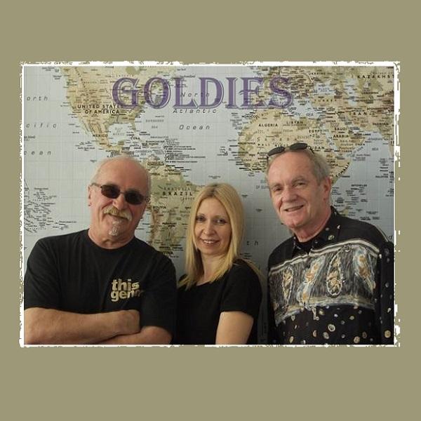 Jozefský  večierok s  hudobnou  skupinou  Goldies