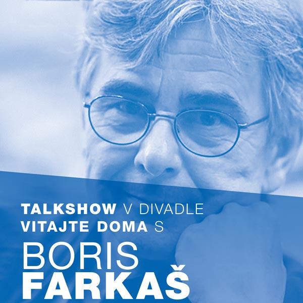 Vitajte doma s / Boris Farkaš