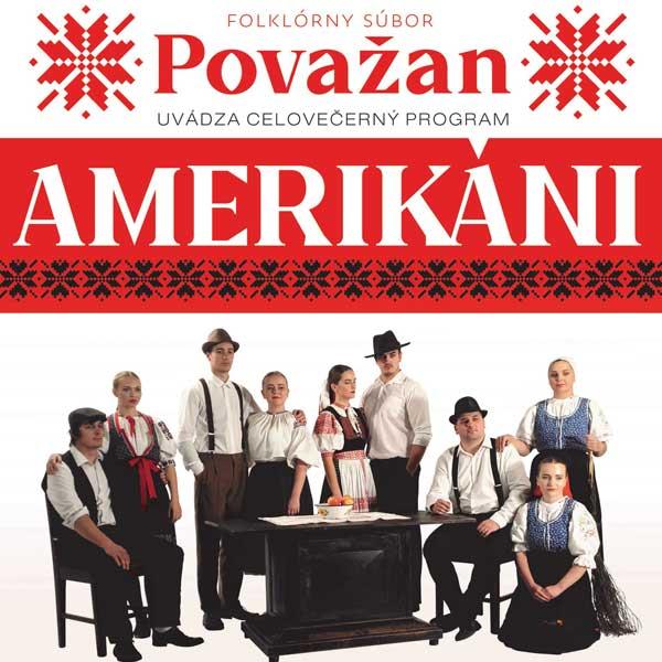 Amerikáni - FS Považan
