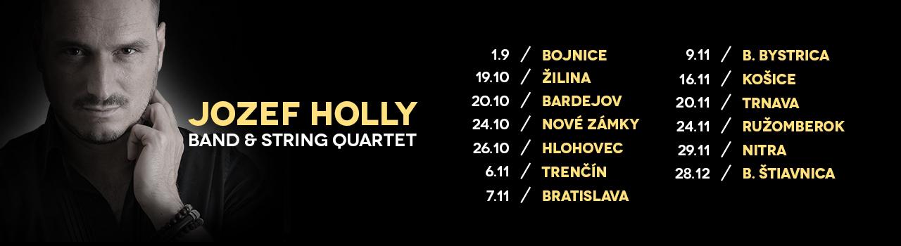 Jozef Hollý BAND & String Quar