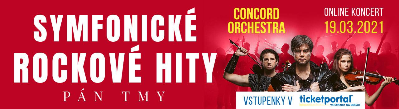 Online koncert - CONCORD ORCHE