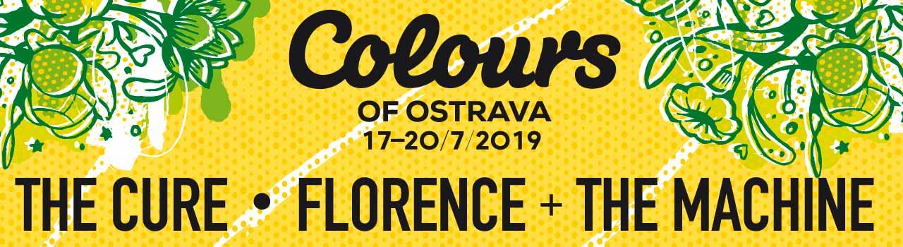 Colours of Ostrava 2019