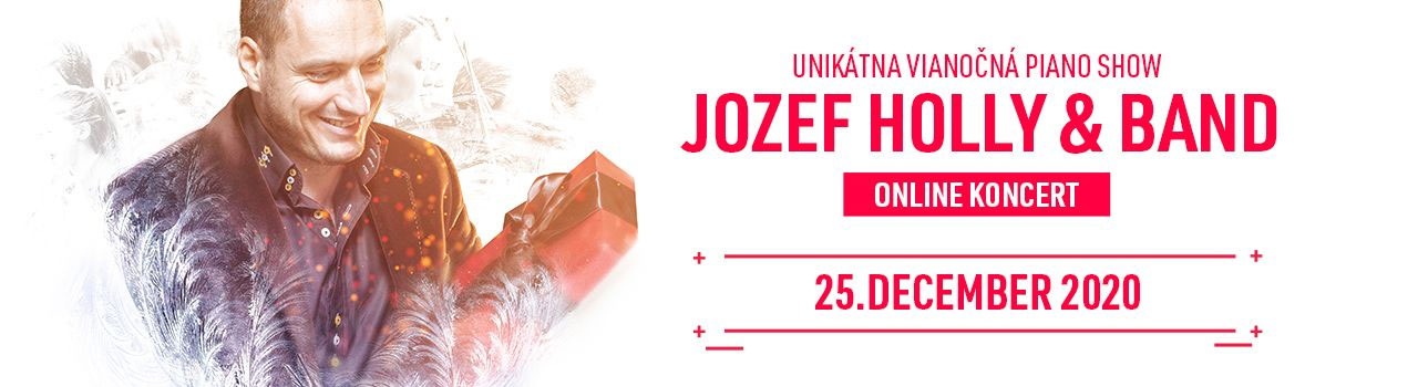Jozef Holly band & strings ONL