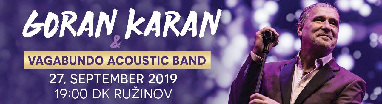 Goran Karan & Vagabundo Band