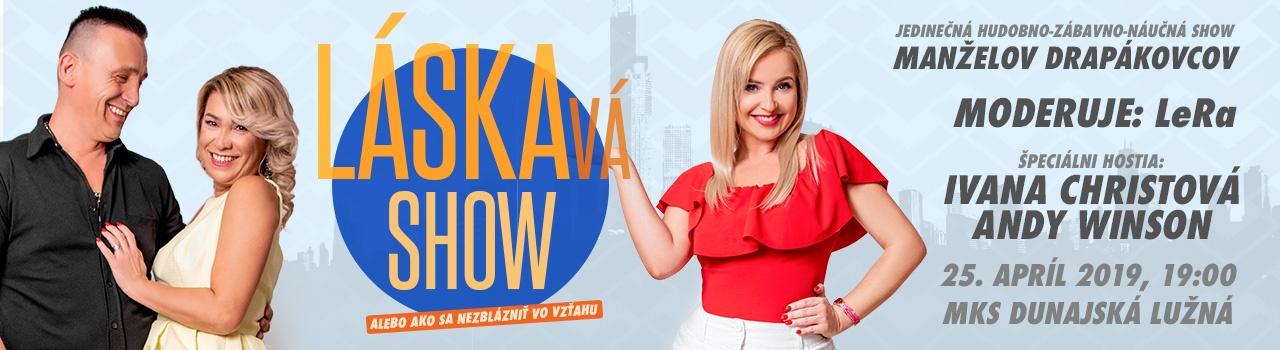 LÁSKAvá SHOW