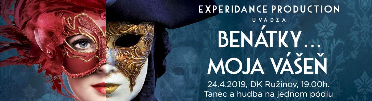 ExperiDance: BENÁTKY...MOJA