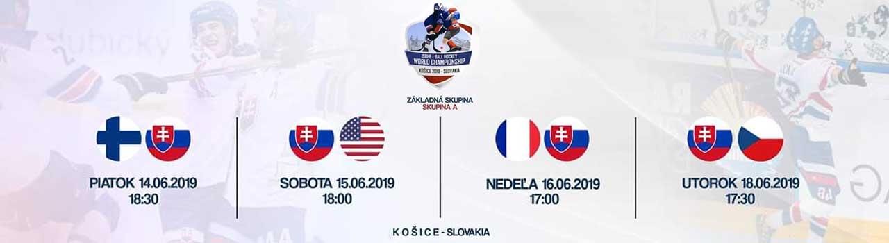 ISBHF Ball hockey World champi