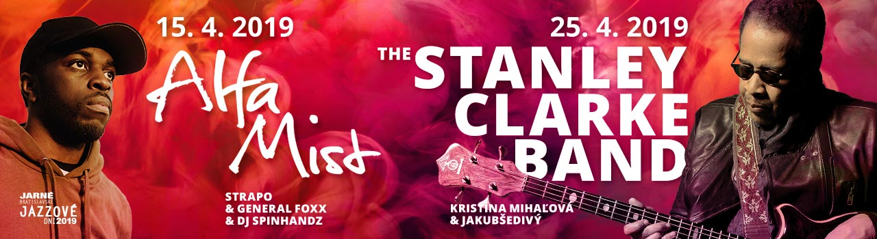 Jarné Bratislavské Jazzové Dni
